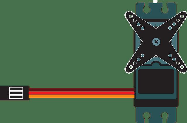 servo motor - Tutorial de Arduino, lección 2, vamos con los servomotores