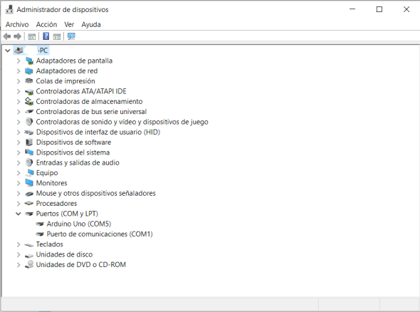 instalacion arduino IDE 2 - Cómo descargar e instalar Arduino y el IDE en nuestro ordenador