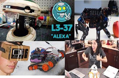 Un montón de proyectos realizados con Arduino
