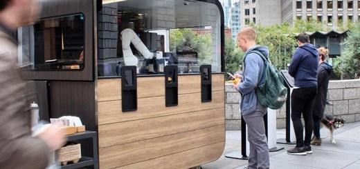 robot camarero cafe - Estos cafés de San Francisco son servidos por robots barmans