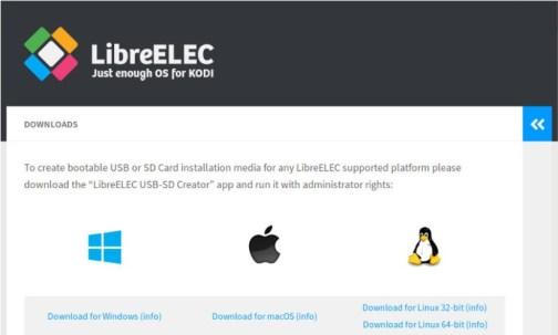 libreelec 749x450 - Cómo instalar Kodi en tu Raspberry Pi y convertirla en un media center
