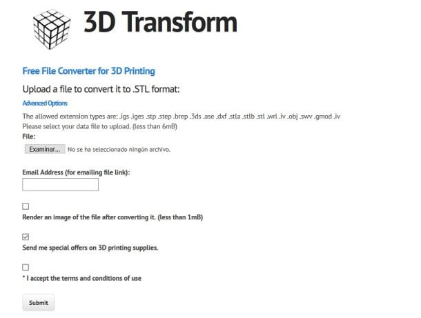 3dtransform 595x450 - Editor de archivos STL. 11 mejores herramientas para convertir archivos STL