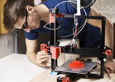 imprimiendo3d - Guía de inicio a la Impresión 3D. Qué es y cómo funciona