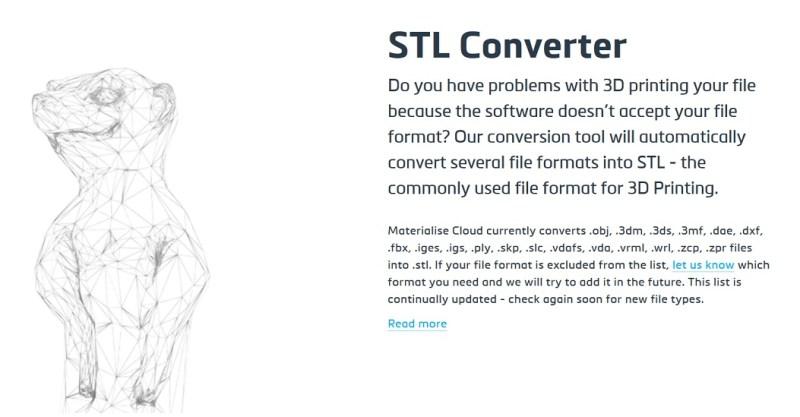 materialise cloud 800x417 - Editor de archivos STL. 11 mejores herramientas para convertir archivos STL