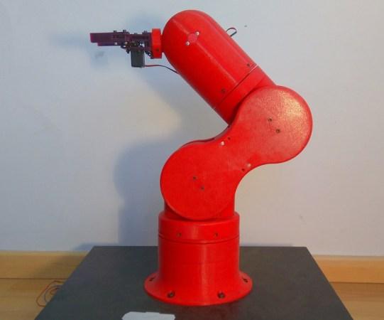 thor brazo robotico