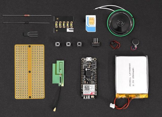 comunicador star trek 1 620x450 - Imprime en 3D el Comunicador de Star Trek