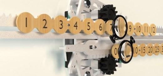 reloj perpetuo - Cómo construir un reloj perpetuo con Arduino e Impresión 3D