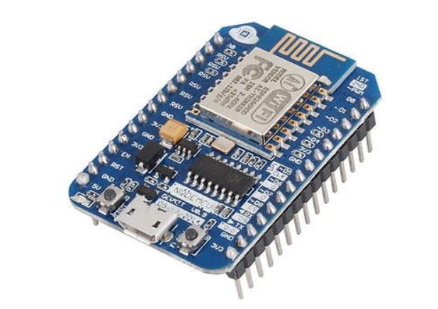 NodeMCU Development Boardkit v09 Version1 - NodeMCU una plataforma para IOT de código abierto