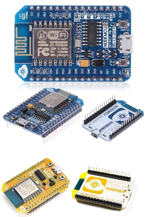 NodeMCU version 1 - NodeMCU una plataforma para IOT de código abierto