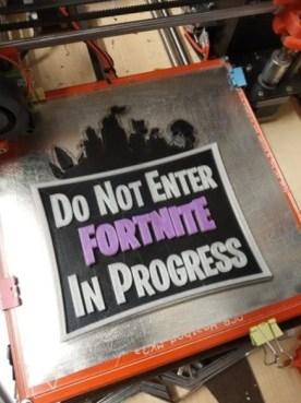 aviso puerta de entrada fortnite