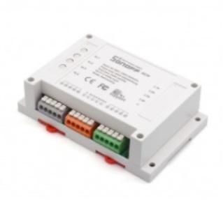 sonoff sencillo interruptor de 4 canales