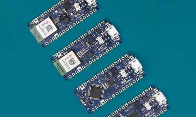 Arduino Nano Family, las nuevas placas más potentes y asequibles