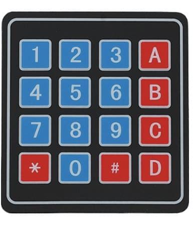 interfaz de teclado - Electrogeek