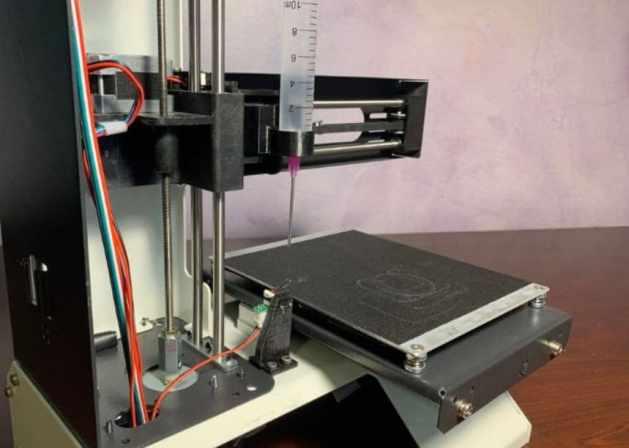 bioimpresora 3d de sobremesa - Máquina de bioimpresión de sobremesa asequible fabricada con una impresora 3D