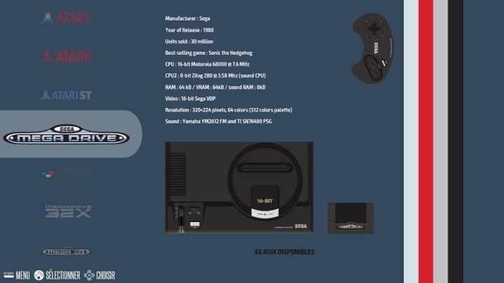 recalbox interface