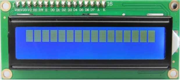 potenciometro pantalla LCD - Cómo usar un LCD de 16×2 caracteres con Arduino