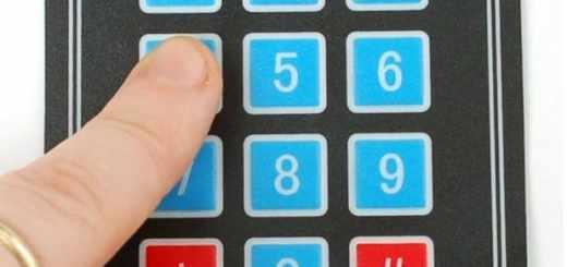 conectar teclado numerico a una raspberry pi