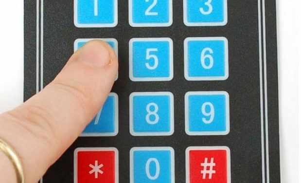 Cómo conectar un teclado numérico a tu Raspberry Pi