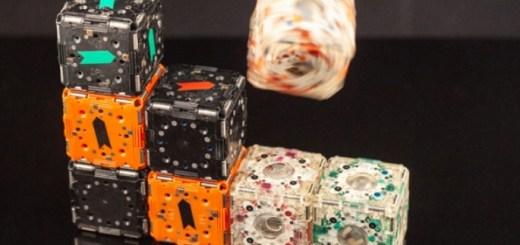 M-Blocks del MIT robots cubo