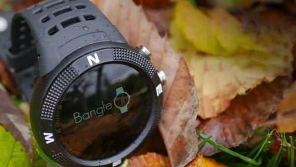 bangle js smartwatch