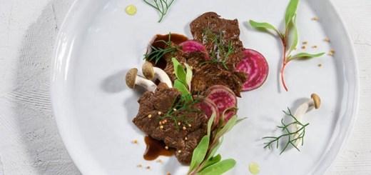 carne bioimpresa para el espacio