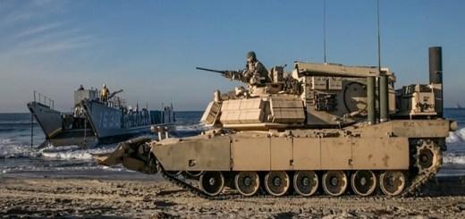 crab - El Cuerpo de Marines de los EE.UU. desarrolla un CRAB robótico para limpiar minas en las playas