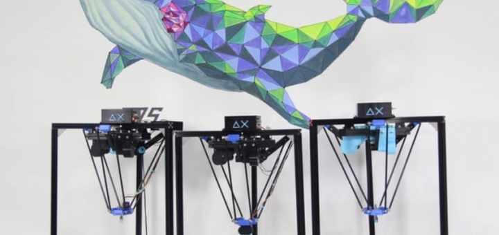 delta x robot arduino