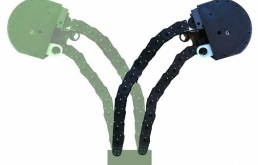 robot planta