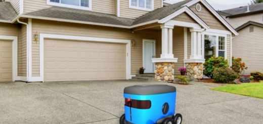 robots que entregan pedidos a domicilio