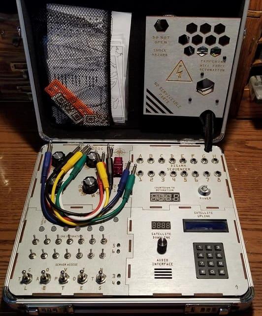 sala de escape con Arduino