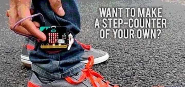 contador de pasos DIY