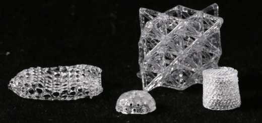 impresion 3d cristal