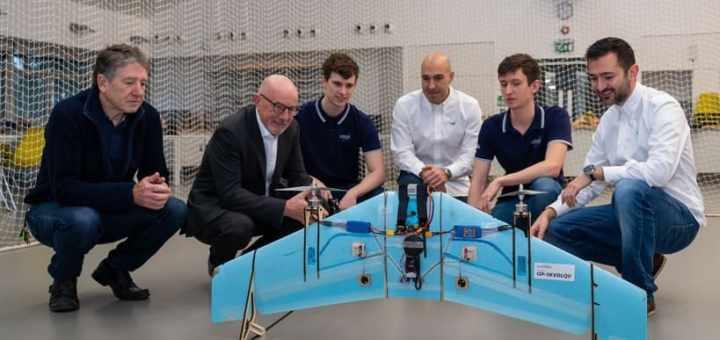 cómo aumentar la bateria de los drones