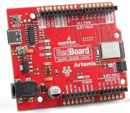 SparkFun RedBoard Artemis - Las 10 mejores alternativas a Arduino