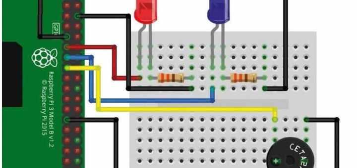diagrama conexion raspberry Pi anvil