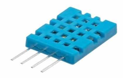 sensor DHT11 - DHT11, Cómo configurar este sensor de humedad en un Arduino