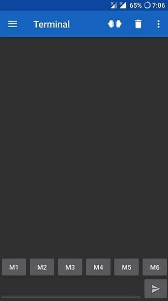 terminal aplicacion bluetooth - Tutorial de Bluetooth Low Energy (BLE) para Arduino