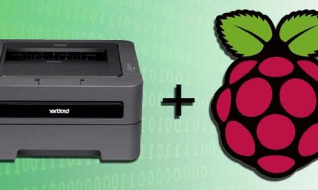 Cómo añadir una impresora a tu Raspberry Pi en Raspbian (CUPS)