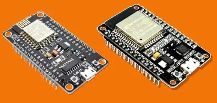 diferencias entre ESP32 y ESP8266 - ESP32 vs ESP8266 ¿Cuales son las diferencias entre ambos módulos?