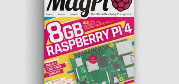 magpi raspberry Pi 4