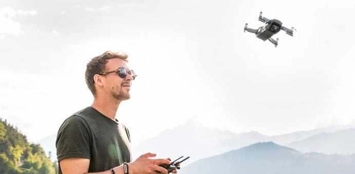 drones intrusos