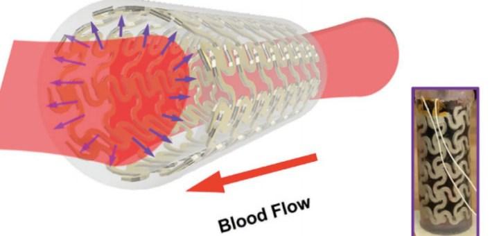 Arteria impresa en 3D