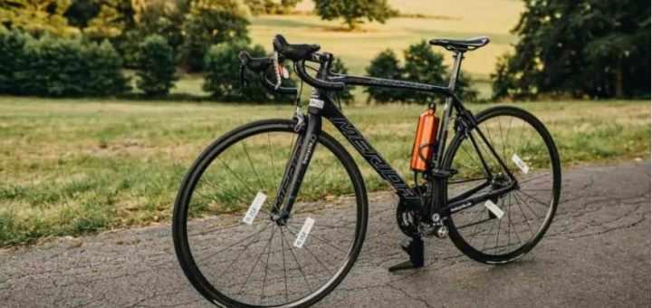 la bicileta más ligera del mundo