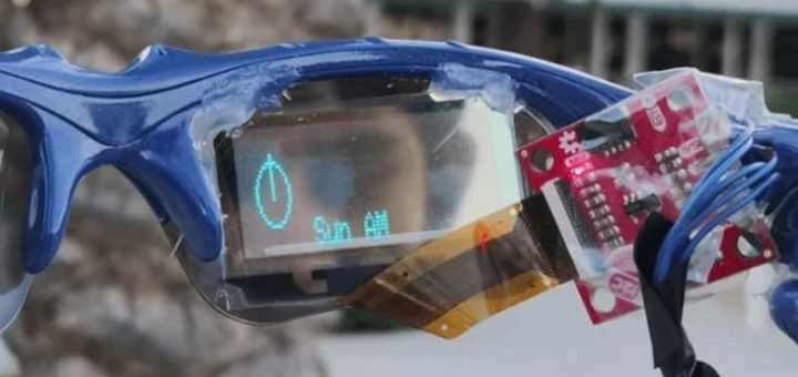 smart glasses Arduino