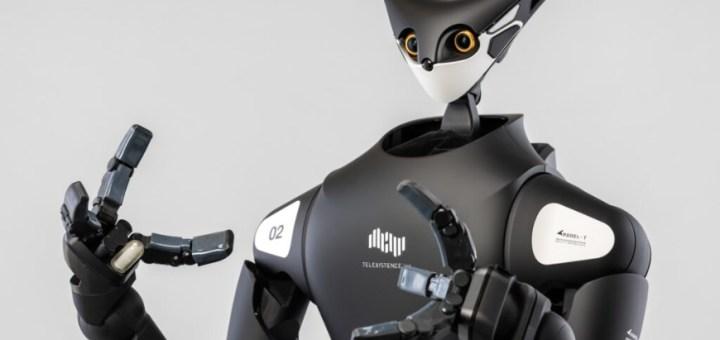 El robot que llena los estantes de los supermercados