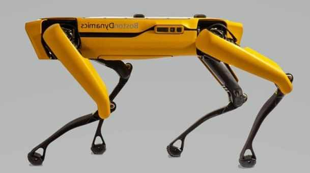 Boston Dynamics implementa un brazo al perro robot Spot
