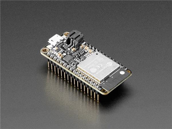 best esp32 microcontroller adafruit huzzah32 fea - ¿Cuál es el Mejor Microcontrolador para cada Ocasión?