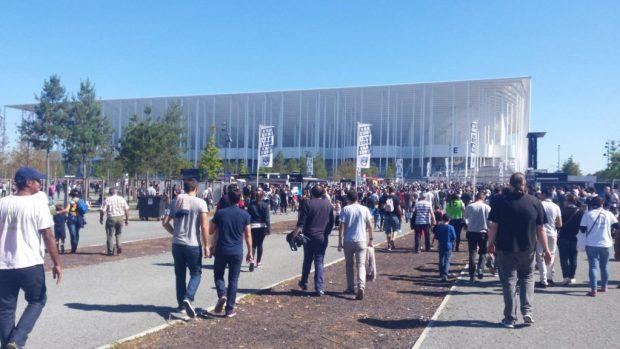 Descubre Stade Matmut Atlantique