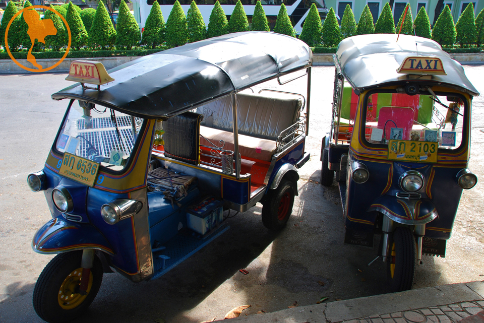 TukTuk - Descubre Tailandia