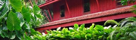 Jim Thompson y la seda en Tailandia